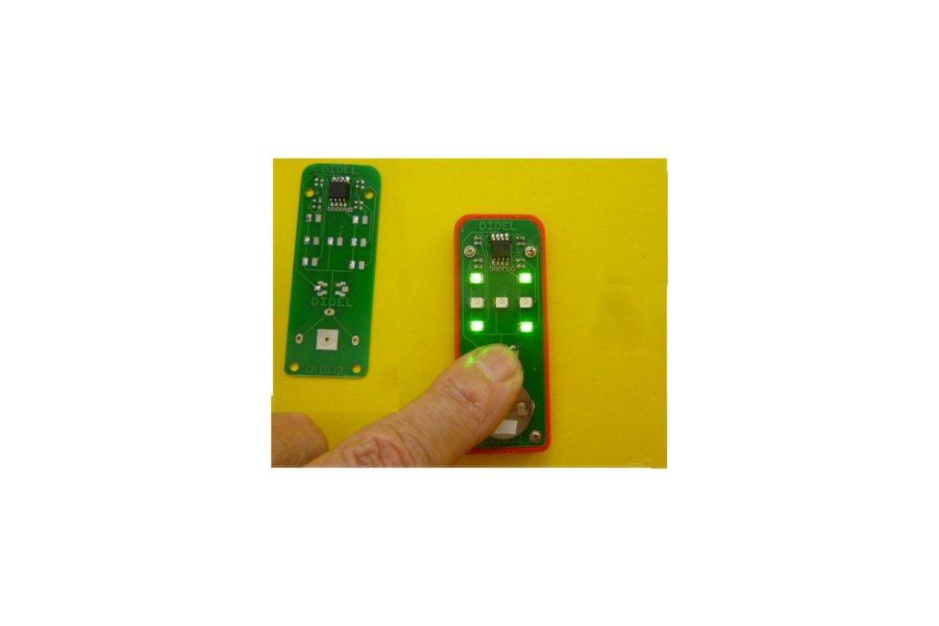 SMD kit Electronic MiniDice 1