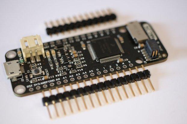 NXP MKL26 Feather Board