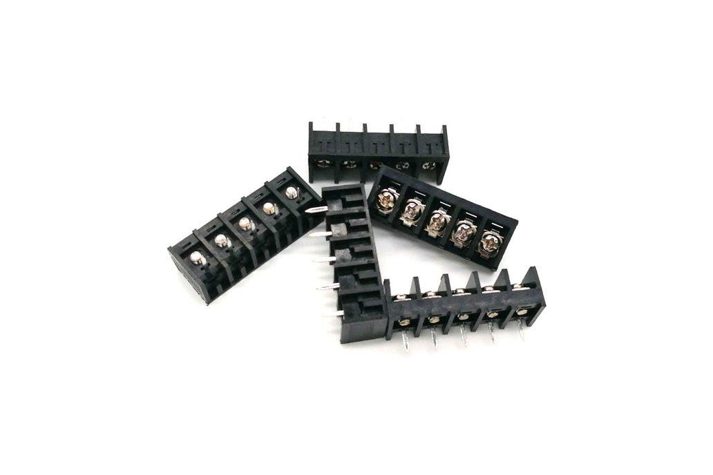 5pcs/lot HB-9500 Terminal Block Connector 3