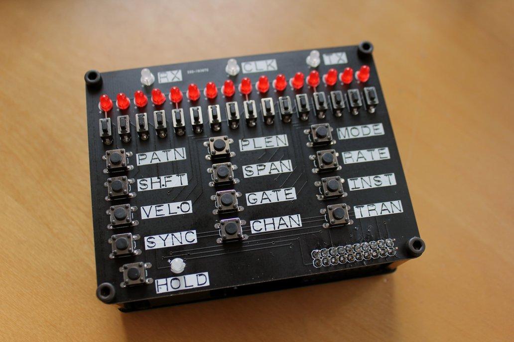 ARPIE - MIDI Arpeggiator [FULLY CONSTRUCTED] 9