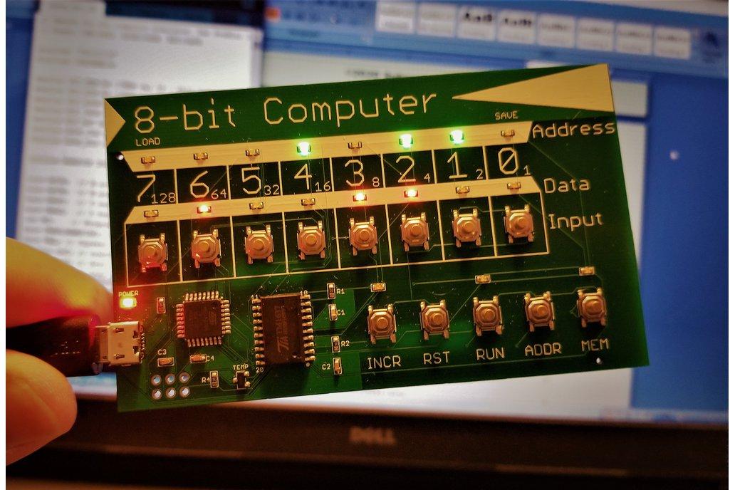 8-bit Microprocessor Trainer 1