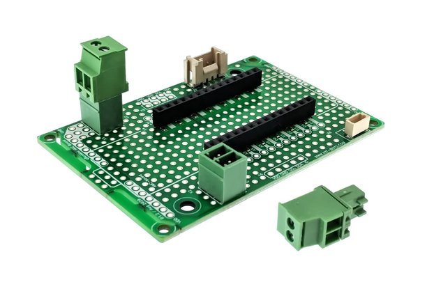 qGroundMini DIY IOT Arduino MKR Compatible PCB Kit