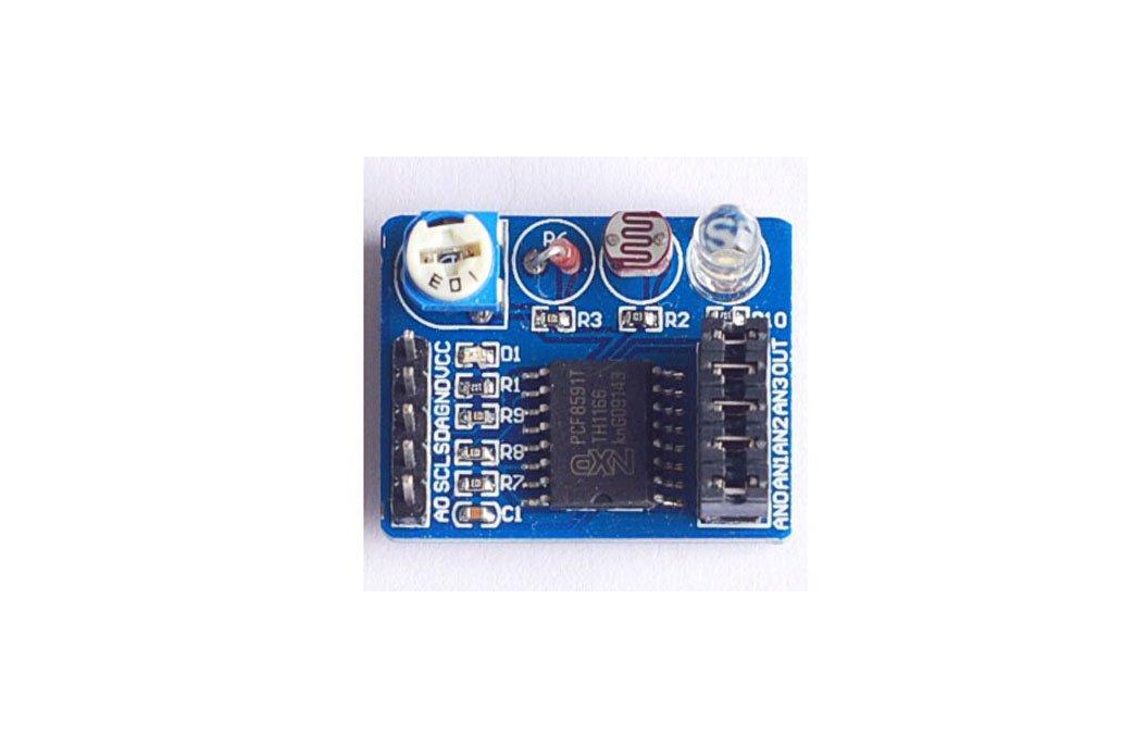 4pc AD/DA converter module 1