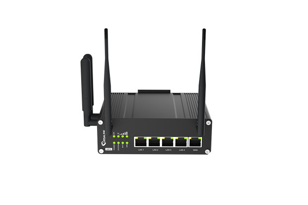 UR75 4G Programmable Industrial Cellular Router