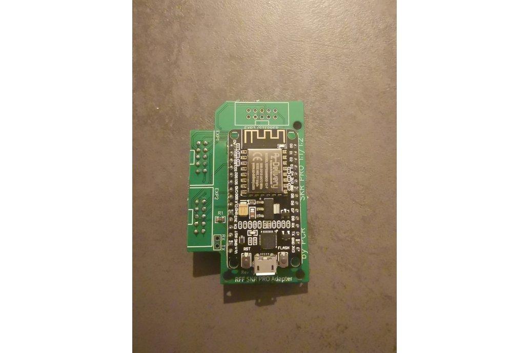 RepRapFirmware WiFi Adapterboard for SKR Pro 1