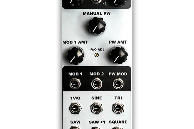 MST VCO - Voltage Controlled Oscillator Module