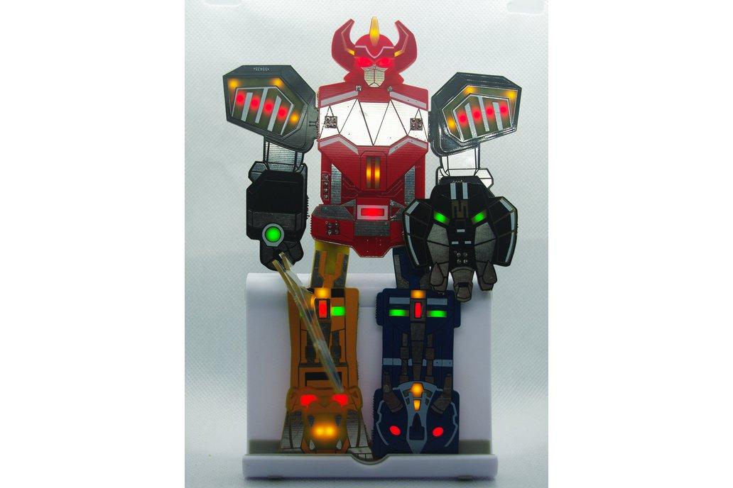 Mega-SAO-Zord KIT Version 2 1