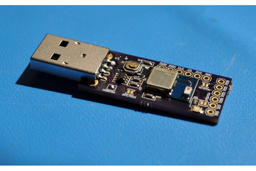 Bluetooth Smart Ready (BT+BTLE) bluegiga BT111-A USB dongle