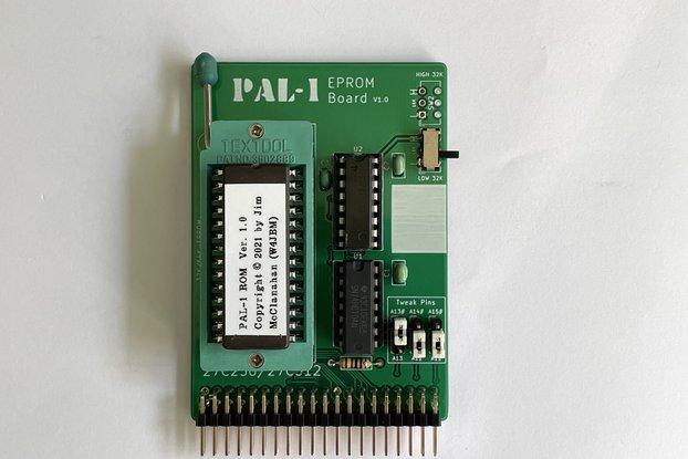 PAL-1 ROM Expansion Kit