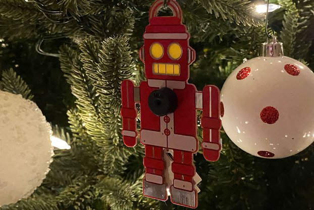Twinkie's 2019 Holiday Ornament