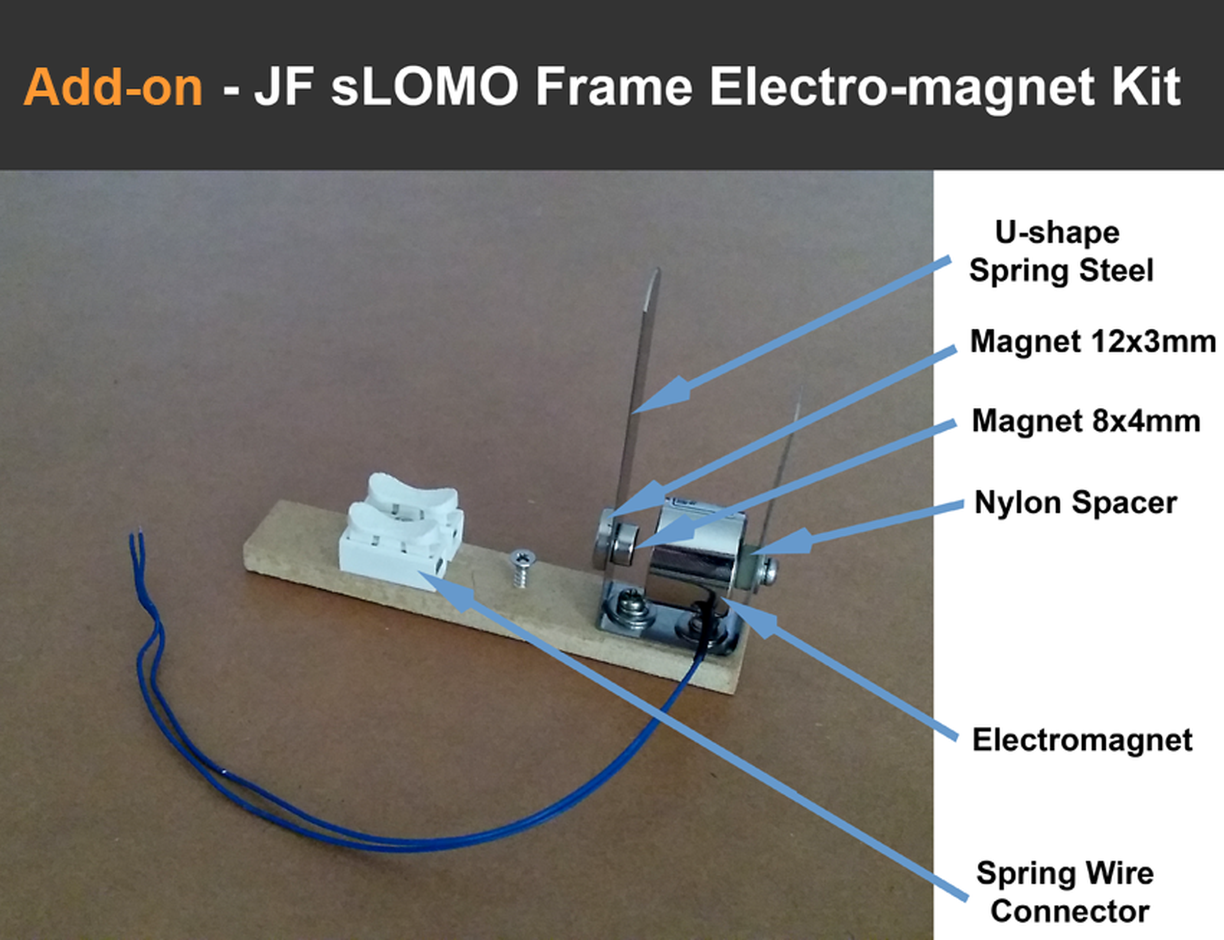 Jf Slomo Slow Motion Frame Diy Kit From Jollifactory On Tindie Need A Litle Help Wiring Motor Doityourselfcom Community Forums 8