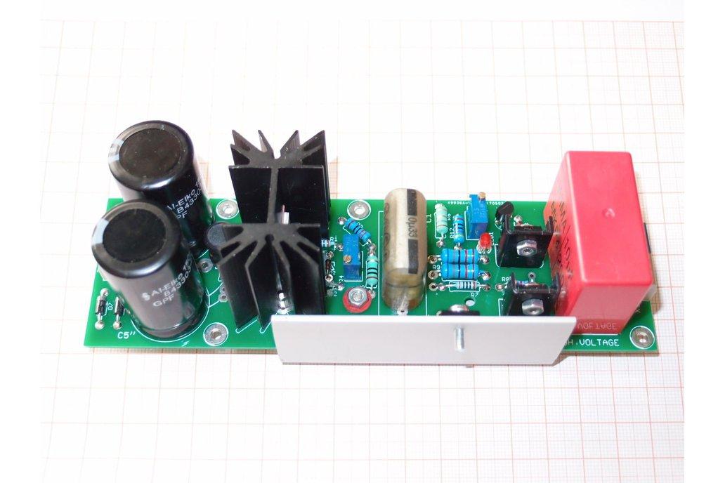 PCB Tube Anode Adjustable PSU Regulator Salas V2 5