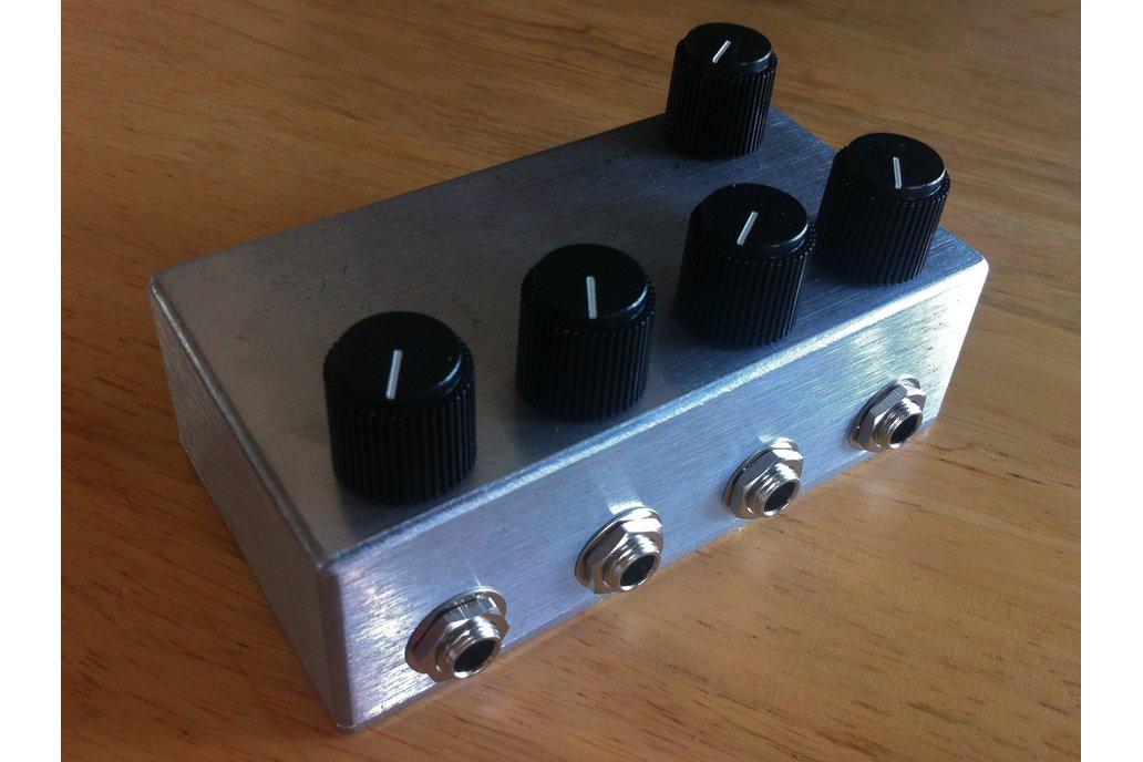 Passive Mono Mixer (4 Channel) 1