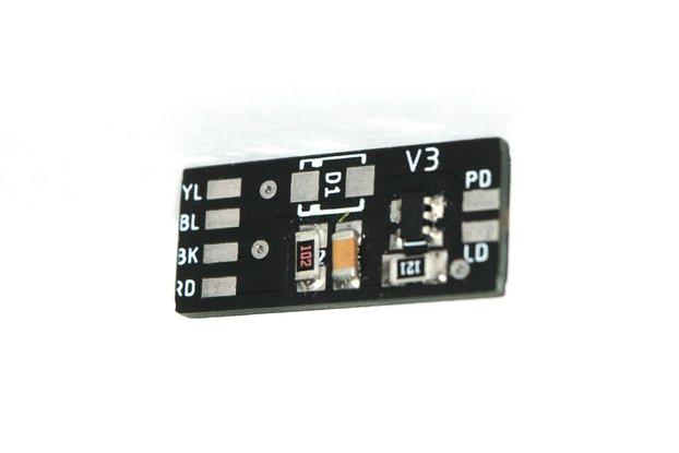 Formlabs ESD laser board