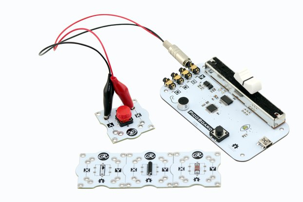 Scratch sensor board beginner kit