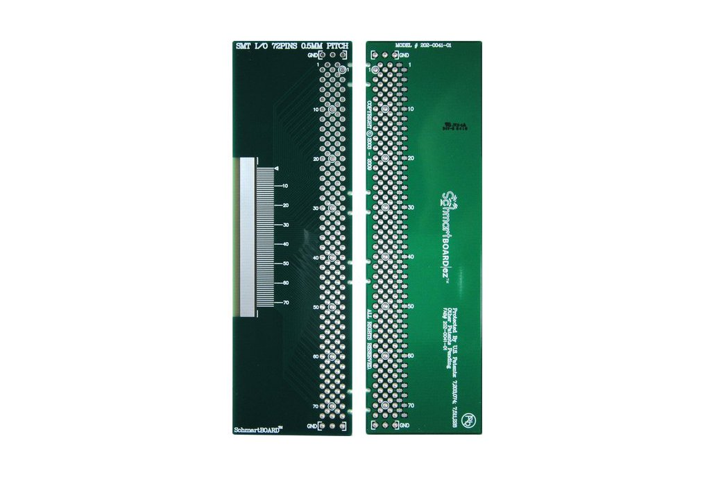 SMT Connector Board (You choose the pitch!) 5