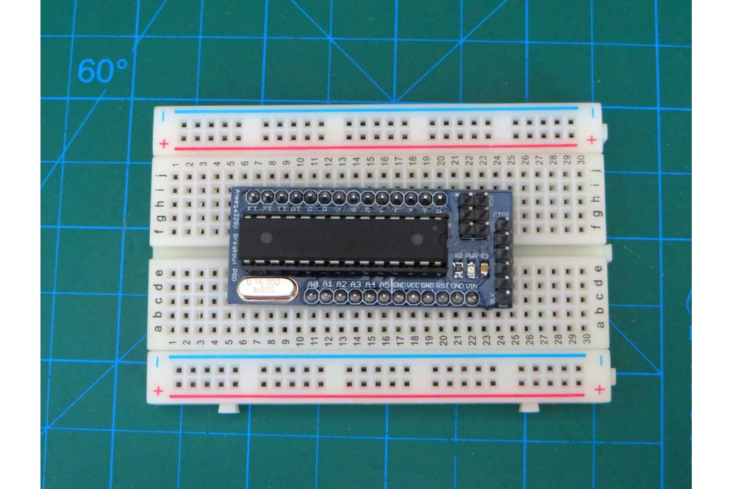 ATmega328p Breakout Board 1