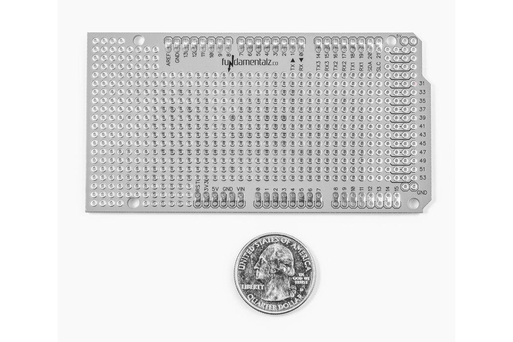 Arduino Mega Proto Shield 1