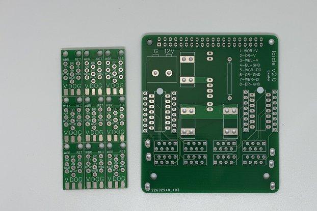 Icicle WS281x LED (v2.0)