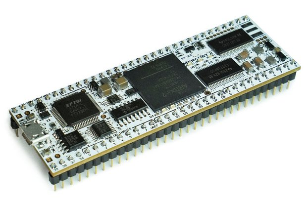 Mercury 2 DIP FPGA board