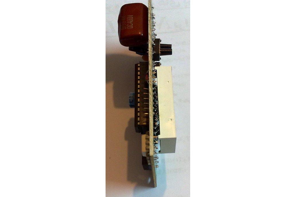 Digital Programmable 50hz/60hz 240v/120v Dimmer 3