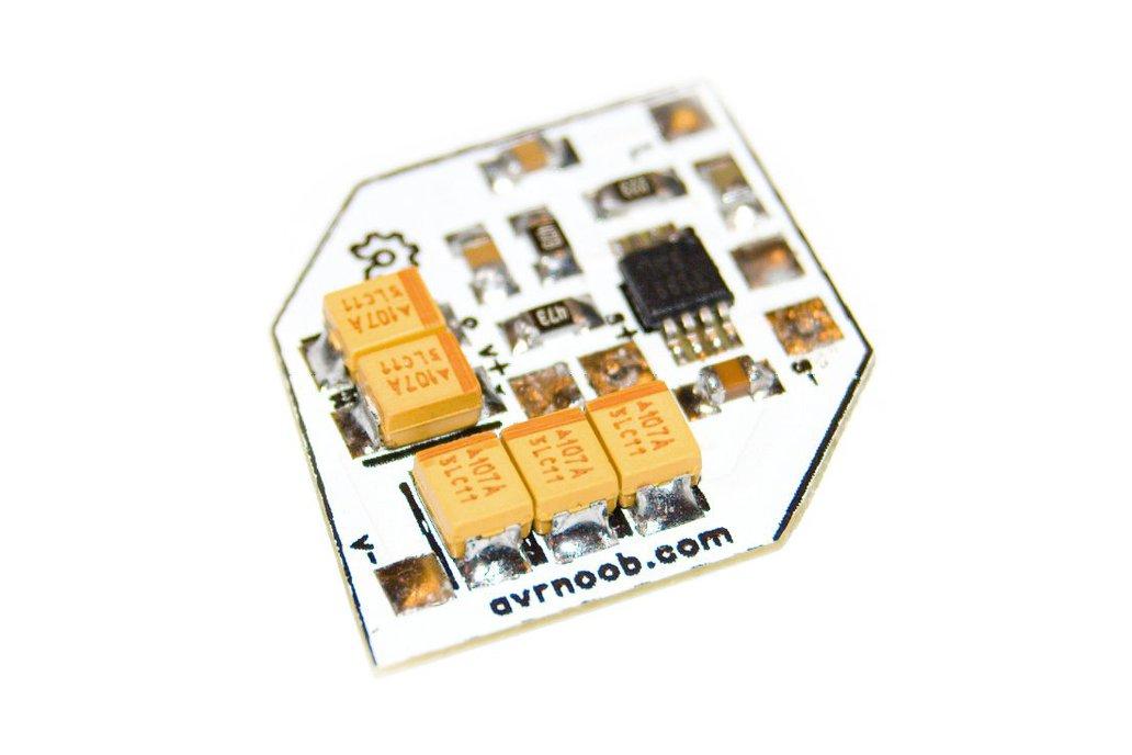 Gameboy Quality Loud Sound Mod PCB 1