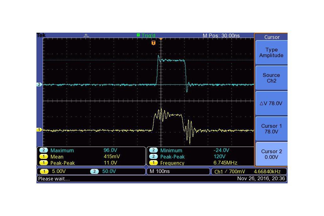Ultrasound imaging pulser module 5
