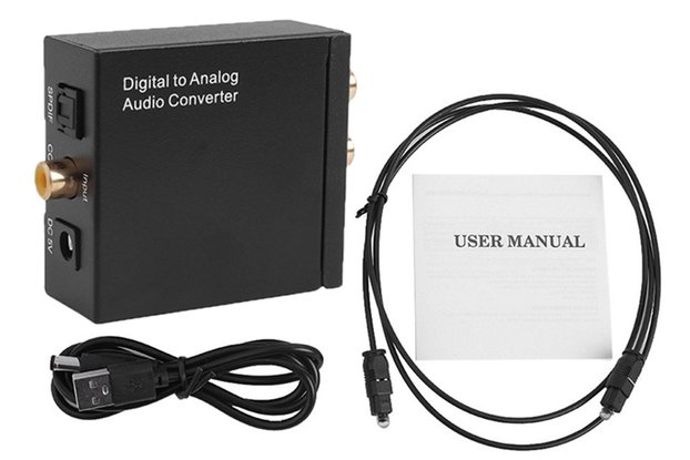 Digital to Analog Audio Converter (GY19200)