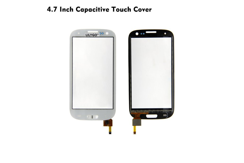 LILYGO T5-4.7 inch E-paper Capacitive Touch Cover 1