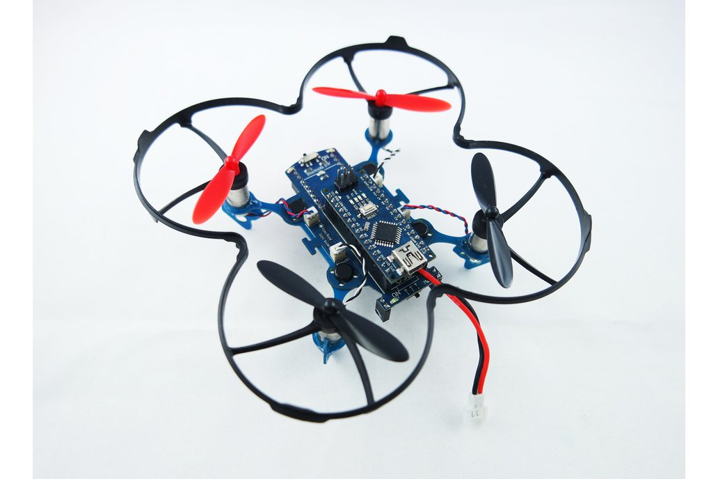 Educational Drone Kits - BUTTERFLY 3.0 (90mm) 1