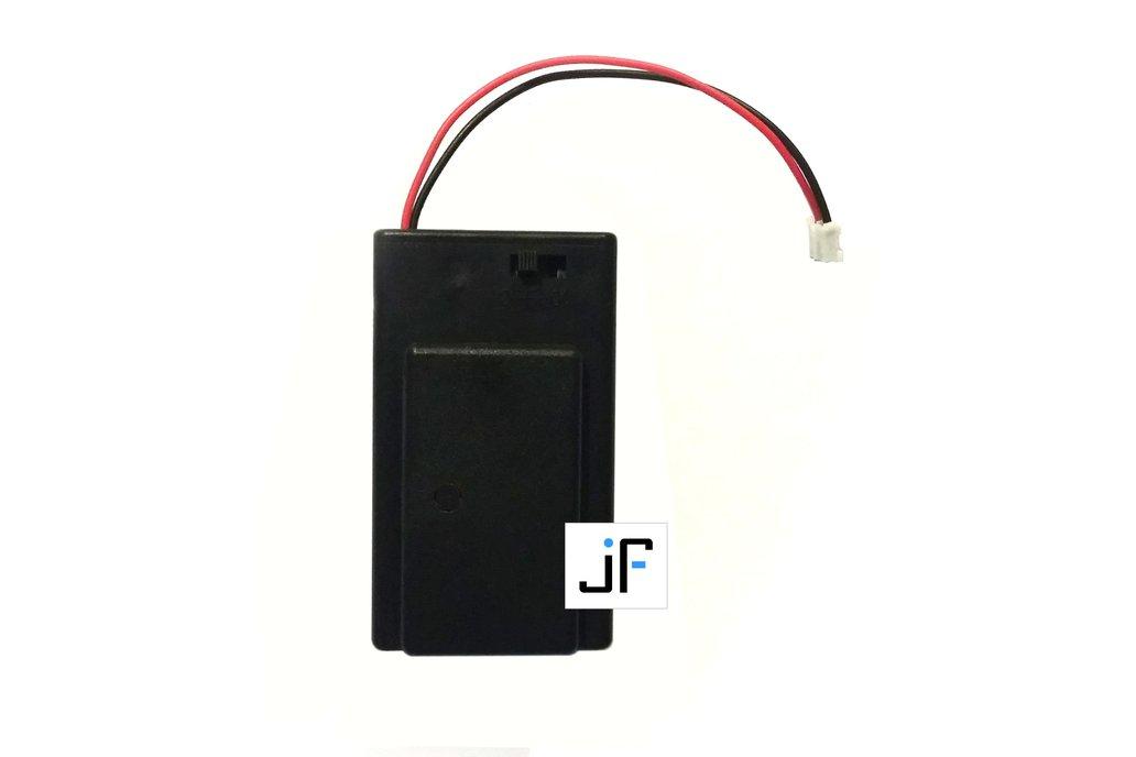 jolliBot - Arduino based Line Follower DIY Kit 4