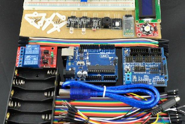 Smart Home Starter Kit For Arduino