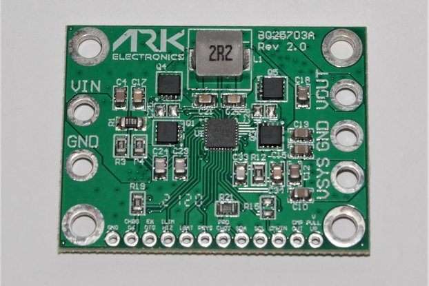 BQ25703A Programmable Regulator Module