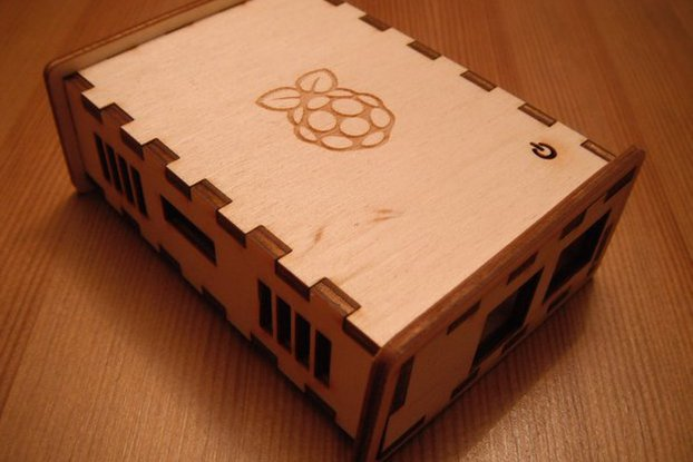 BRAMBLE Pi - Raspberry Pi case
