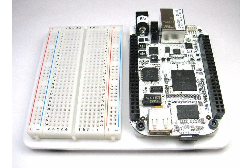 BeagleBone Sled With Hardware 1