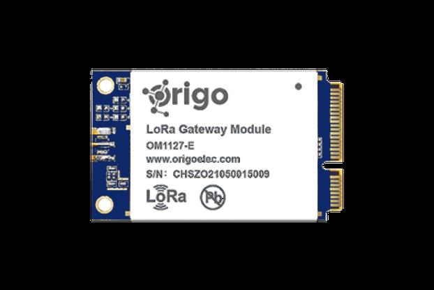 SX1301 mPCIe LoRa gateway module for 863~928MHz