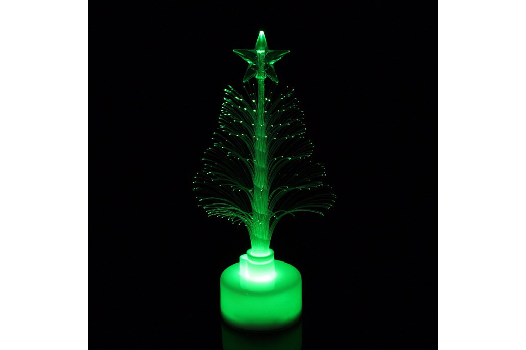 3PCS Colorful LED Christmas Tree 8