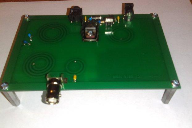 NS-40+ 5W 40M QRP CW Ham Transmitter