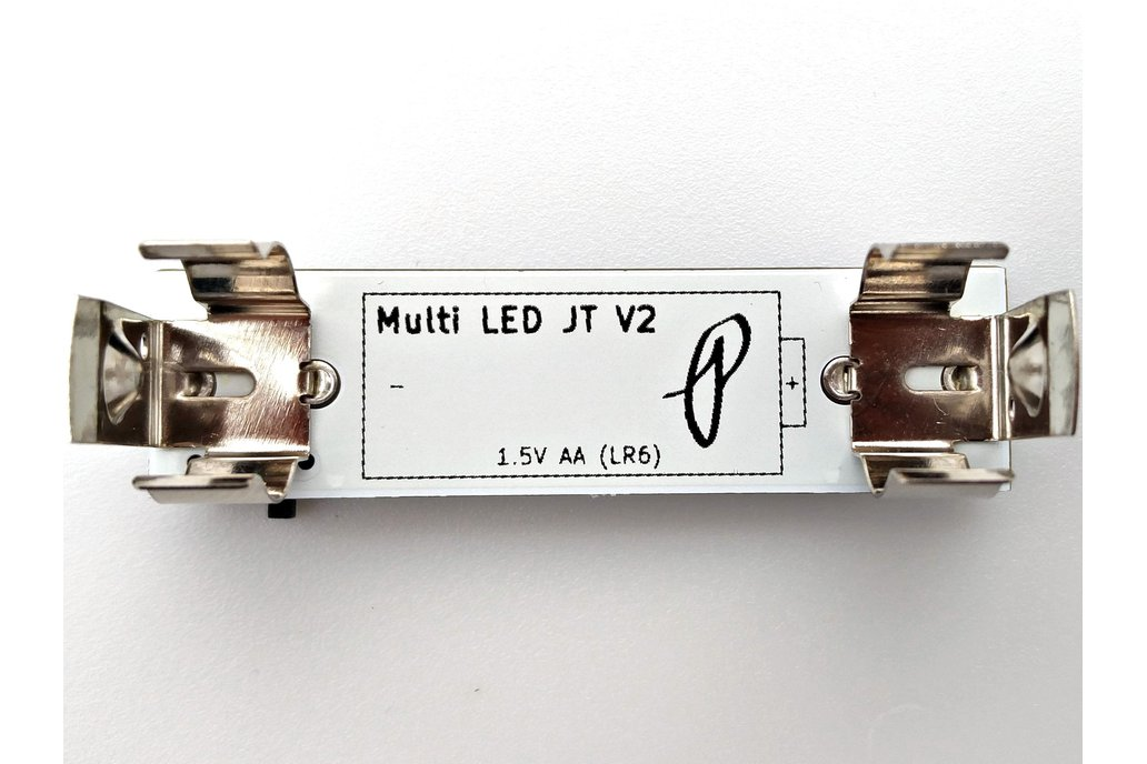 Multi-LED Joule Thief V2 5