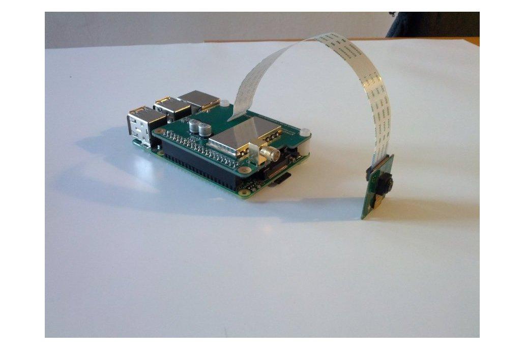 FPV HAT for Raspberry Pi  4