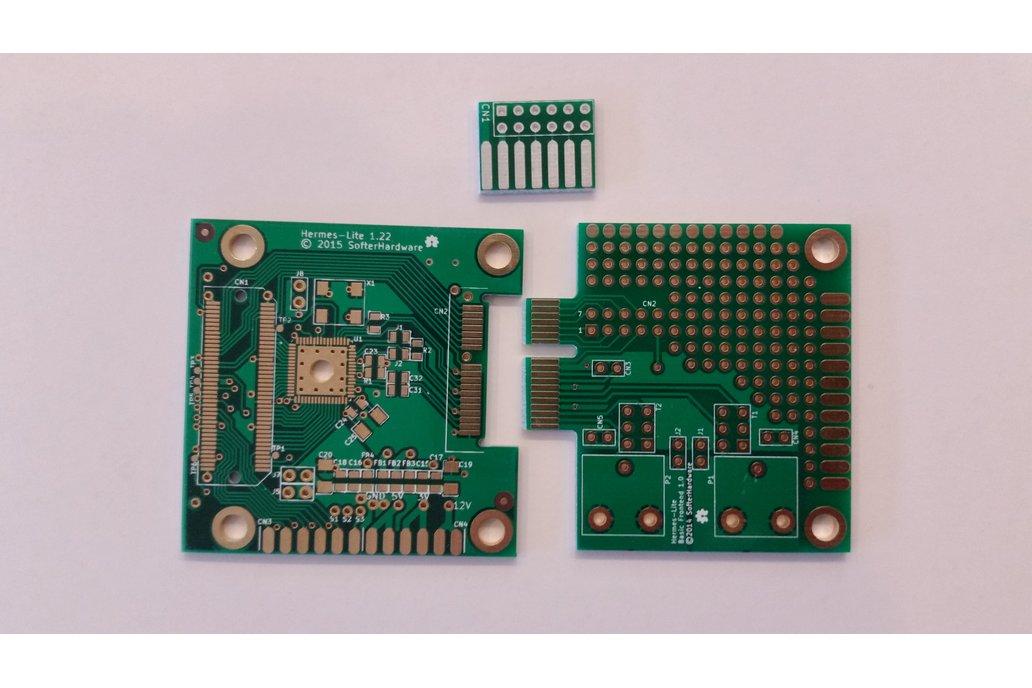 Hermes-Lite SDR Amateur Radio PCB Set 1