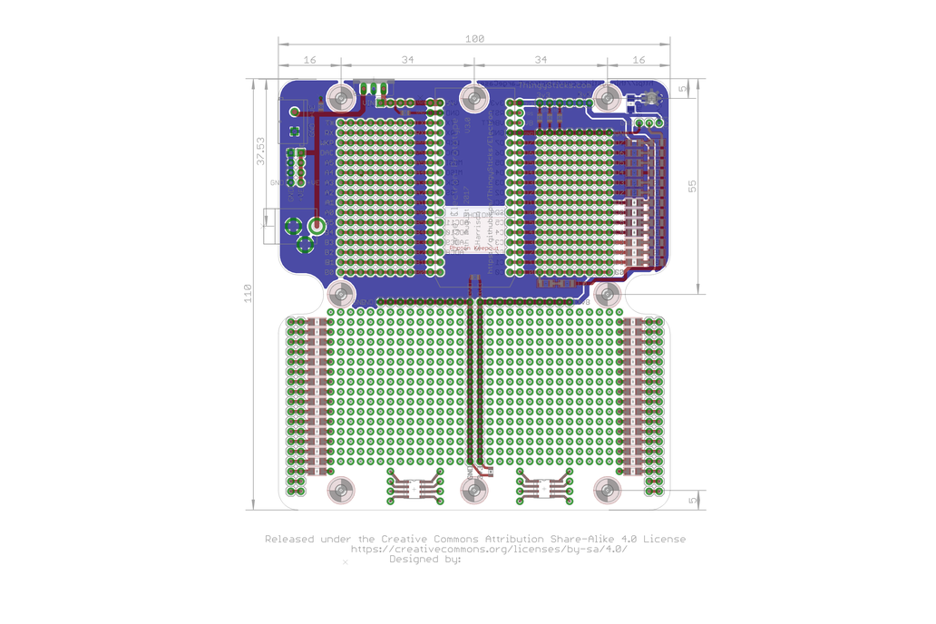 Photon/Electron Prototyping PCB for IP67 Enclosure 6