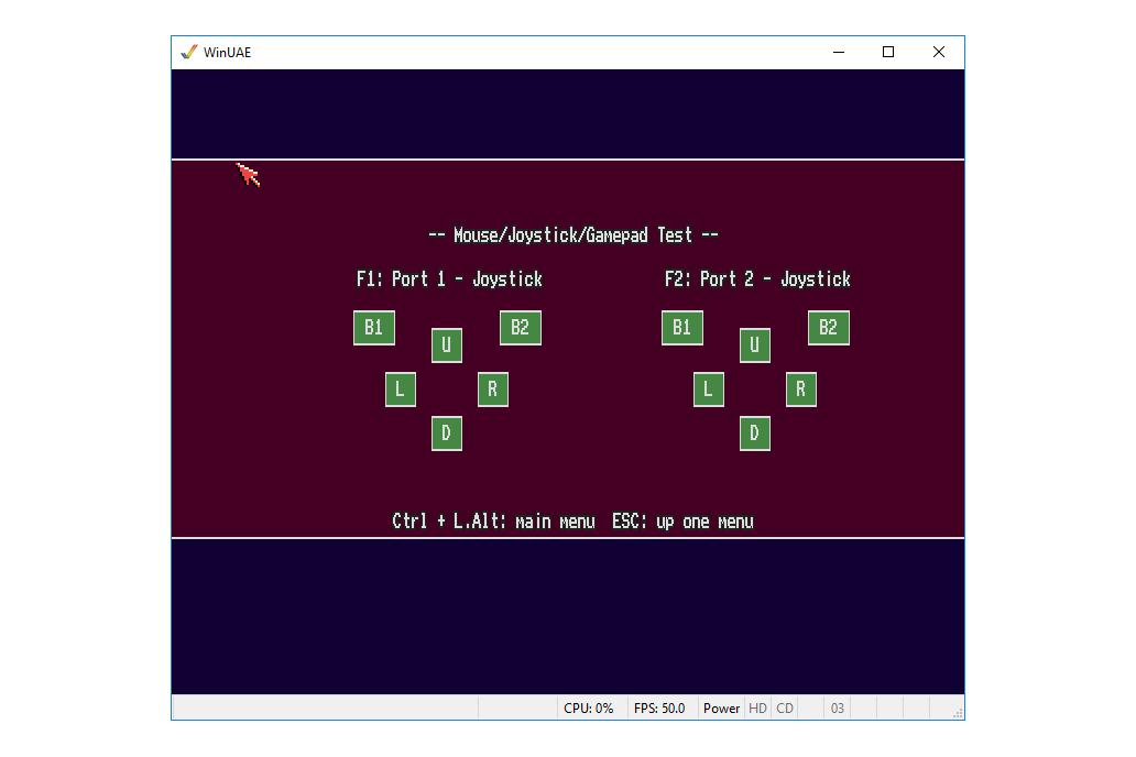 USB conversion kit for Amiga 500 keyboard 15