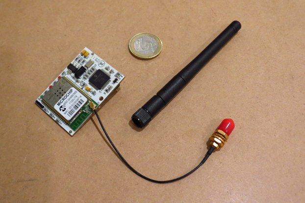 MICROCHIP WiFi developmenT smart IoT BEST of class