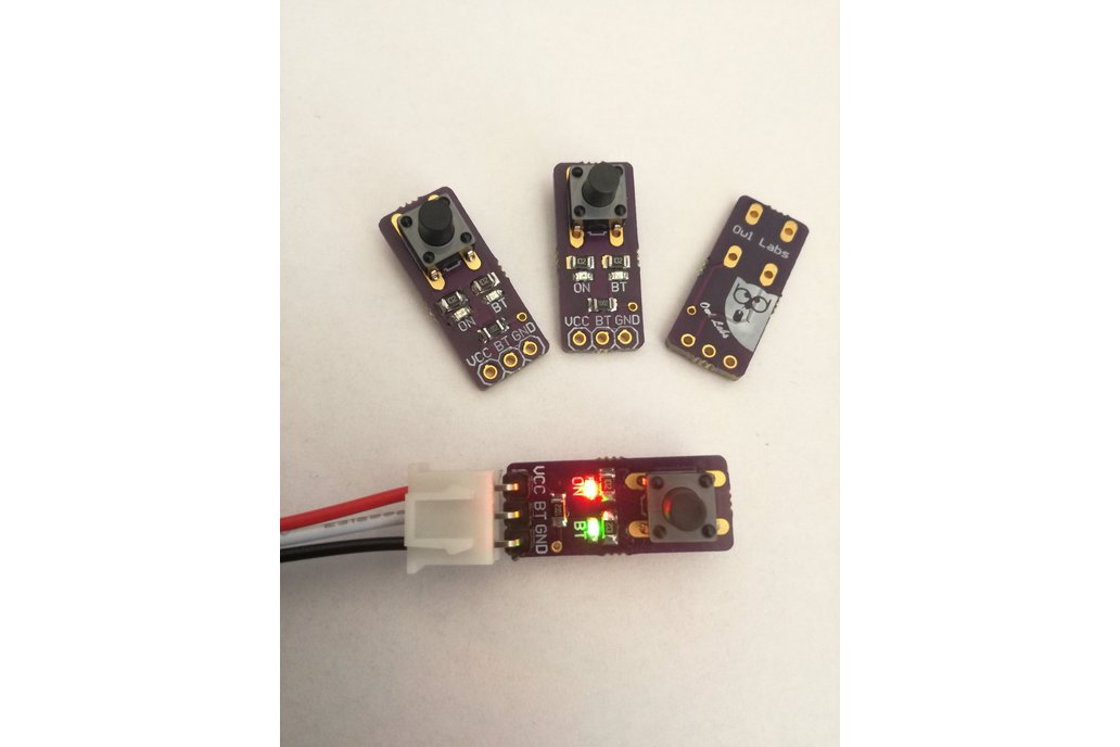 Simple Button Switch Module 1