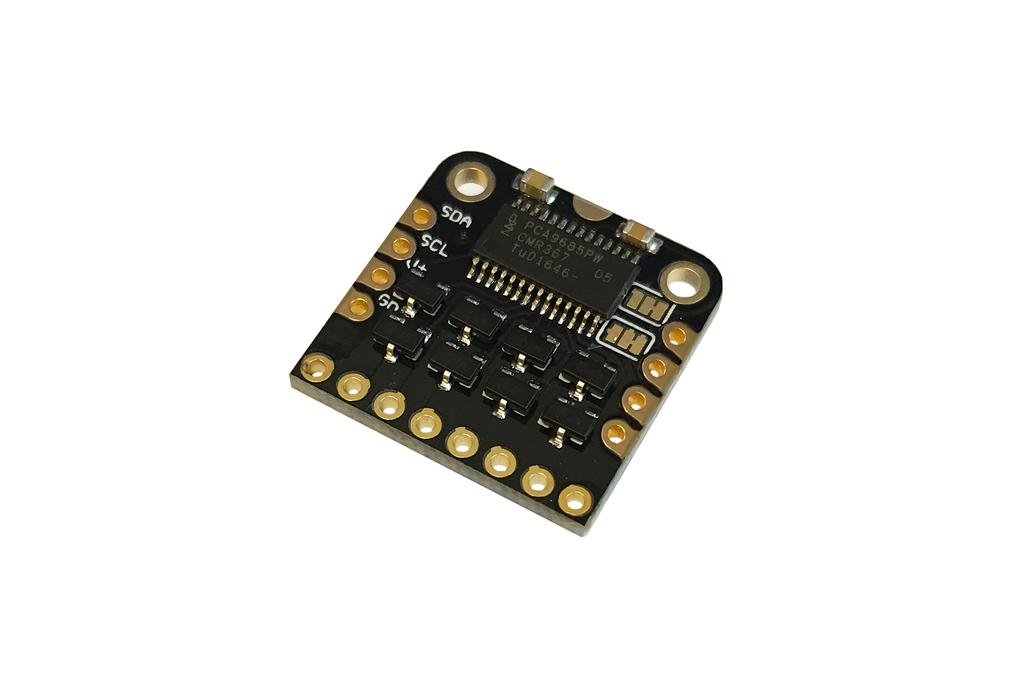 PWM: High-speed 12-bit, 8-channel Output - Arduino 1