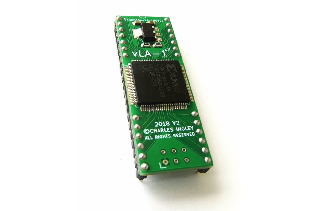 vLA1 - A Sinclair ZX Interface 1 ULA Replacement 1