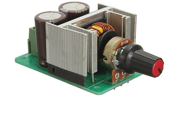 5V-40V PWM DC Motor Speed Controller Variable Regulator Module