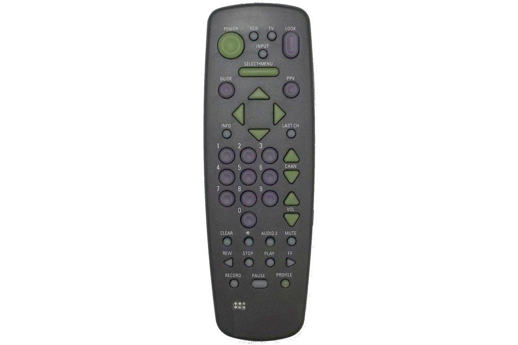 39 Button Remote Control with Atmega328PB 1