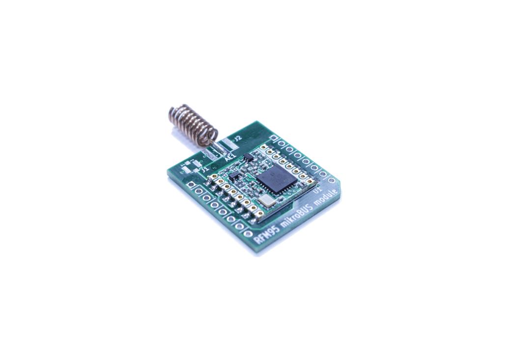 RFM95 LoRa mikroBUS Module 1